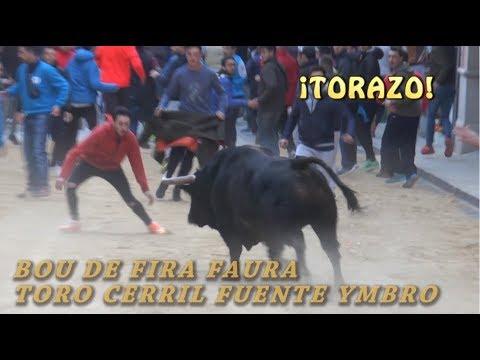 2017 12 9 Faura Vlc BOU DE FIRA TORO CERRIL FUENTE YMBRO