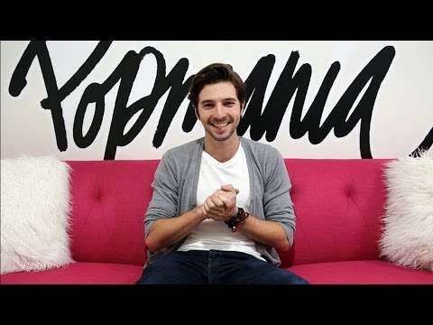Roberto Aguire Plays Popmania's 'Would You Rather'