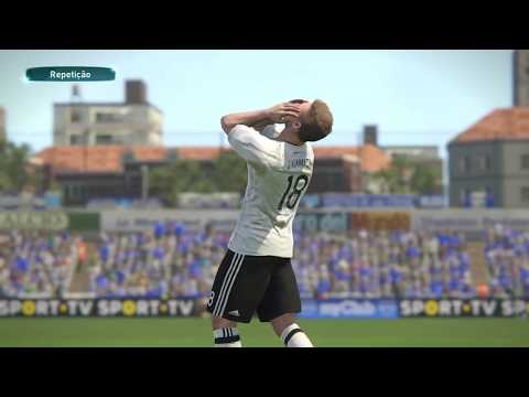 PES 2017 (PS4) Ultimate Challenge! Micronesia vs Germany [Superstar]