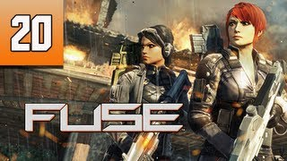 Fuse Gameplay Walkthrough - Part 20 Let