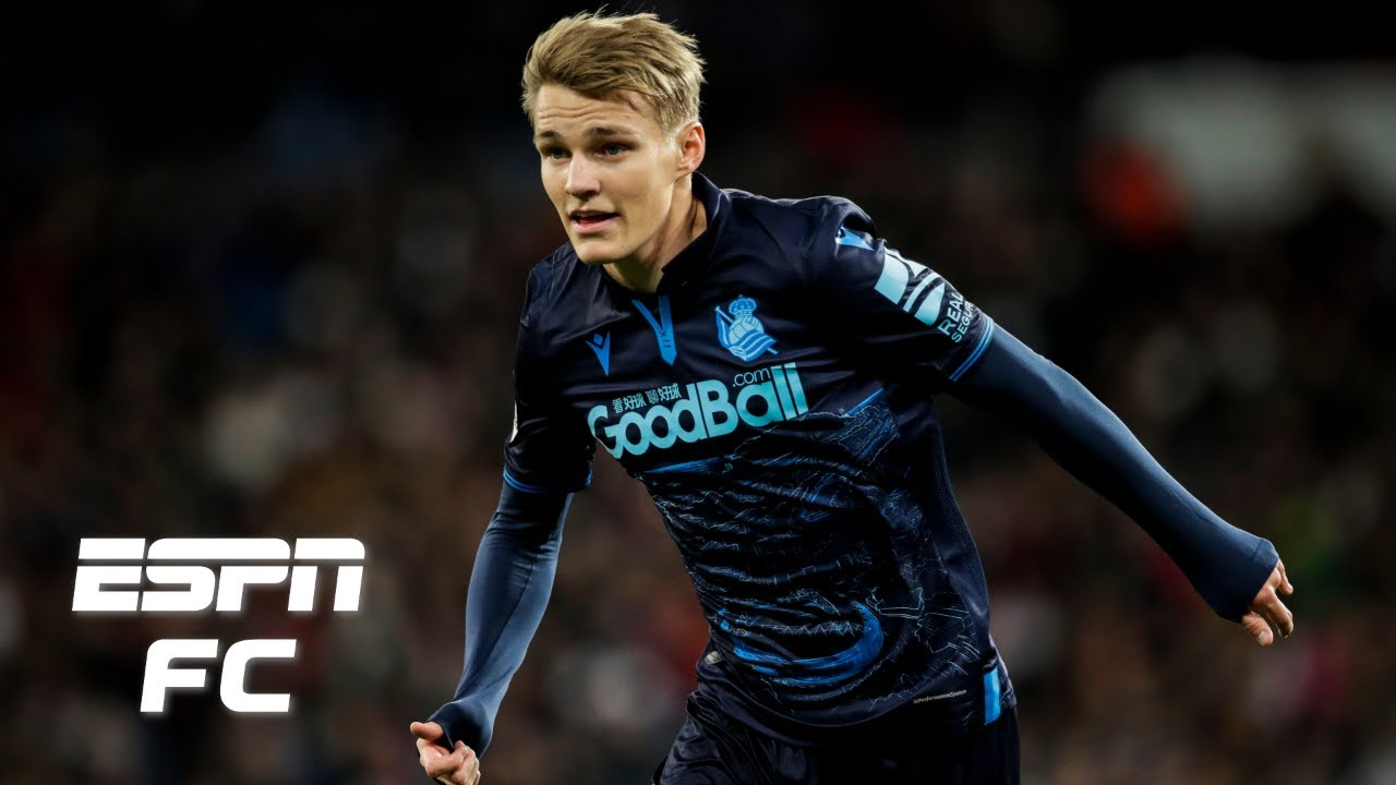martin odegaard - photo #9