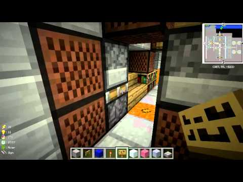 Mir 2 space station in minecraft interior youtube for Mir ministerio interior