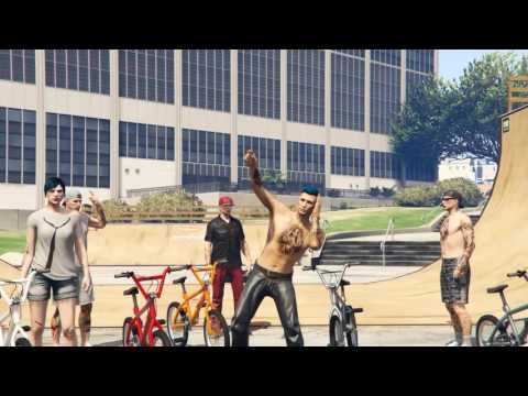 GTA 5 MC KEVIN AMASSA A PLACA VIDEO CLIP (KondZilla)