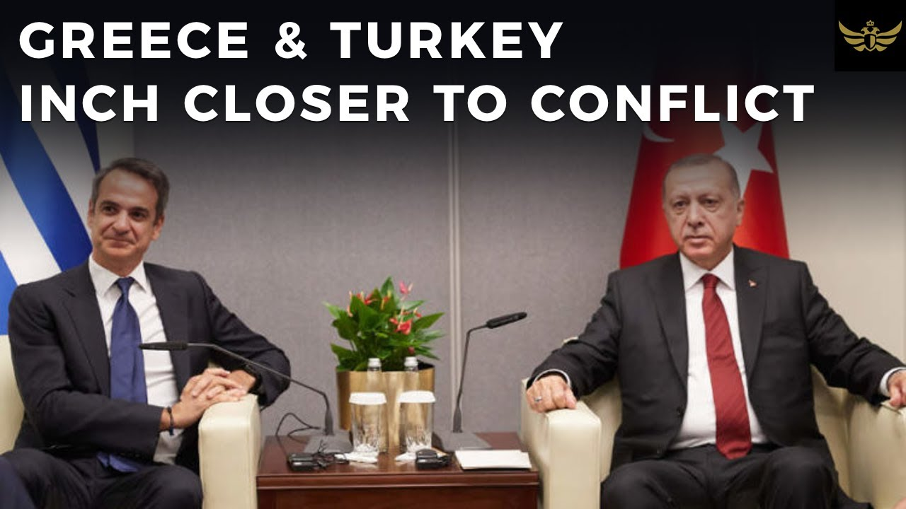 Greece & Turkey inch closer to conflict, as EU sanctions aim to hit Erdogan