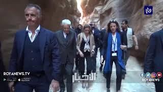 الرئيس الإيطالي يزور البترا  - (12-4-2019)