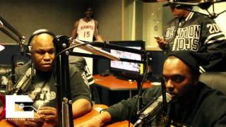 Greg Street (V103.3) interview w/Coalition DJ's