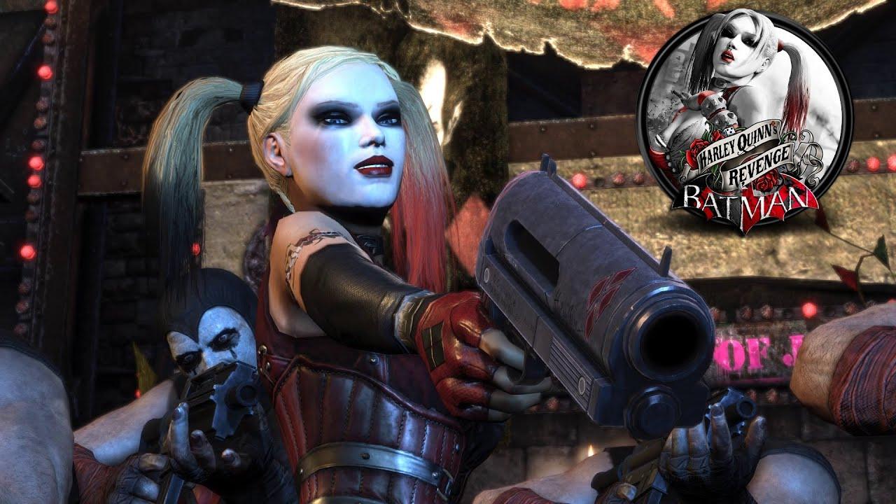 SKIN; Batman; Arkham City; Standard Harley in Harley Quinn ...