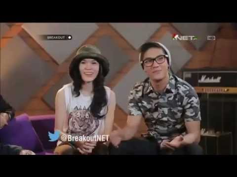 Pee Wee Gaskins - First Date Cover Blink-182 Live BreakOut Net TV Indonesia