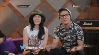 Pee Wee Gaskins First Date Cover Blink 182 Live BreakOut Net TV Indonesia