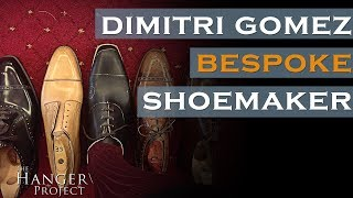 Dimitri Gomez: Bespoke Shoe Fitting