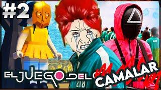 JUGANDO al JUEGO del CALAMAR #2 en ROBLOX! | MLLS |