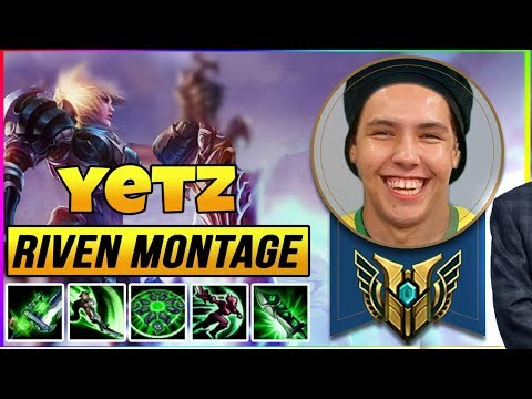 EU ENSINEI O JUKES A JOGAR DE RIVEN - LEAGUE OF LEGENDS thumbnail