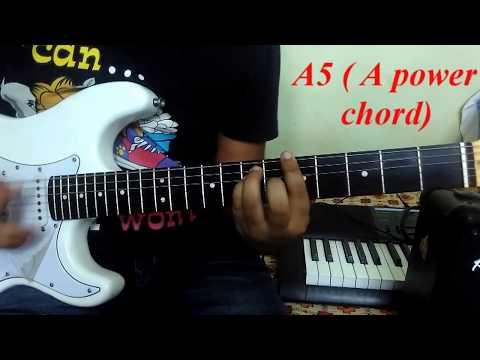 How to play Unnatundi Gunde (Ninnu Kori)-- Telugu song-- Guitar chords