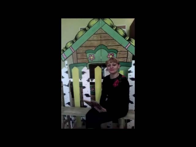 Изображение предпросмотра прочтения – ОльгаПирогова читает произведение «Сказка о царе Салтане, о сыне его славном и могучем…» А.С.Пушкина