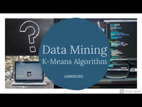 Clustering Algorithm Problems|| K-Means Algorithm Problems (Data Mining)
