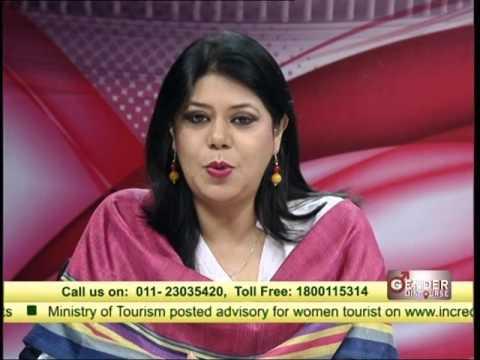 Gender Discourse on Women Tourist visiting India Declining 'Debate show