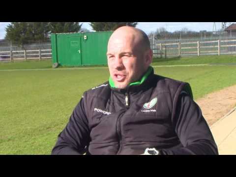 NEW: Paul Hodgson blown away by support