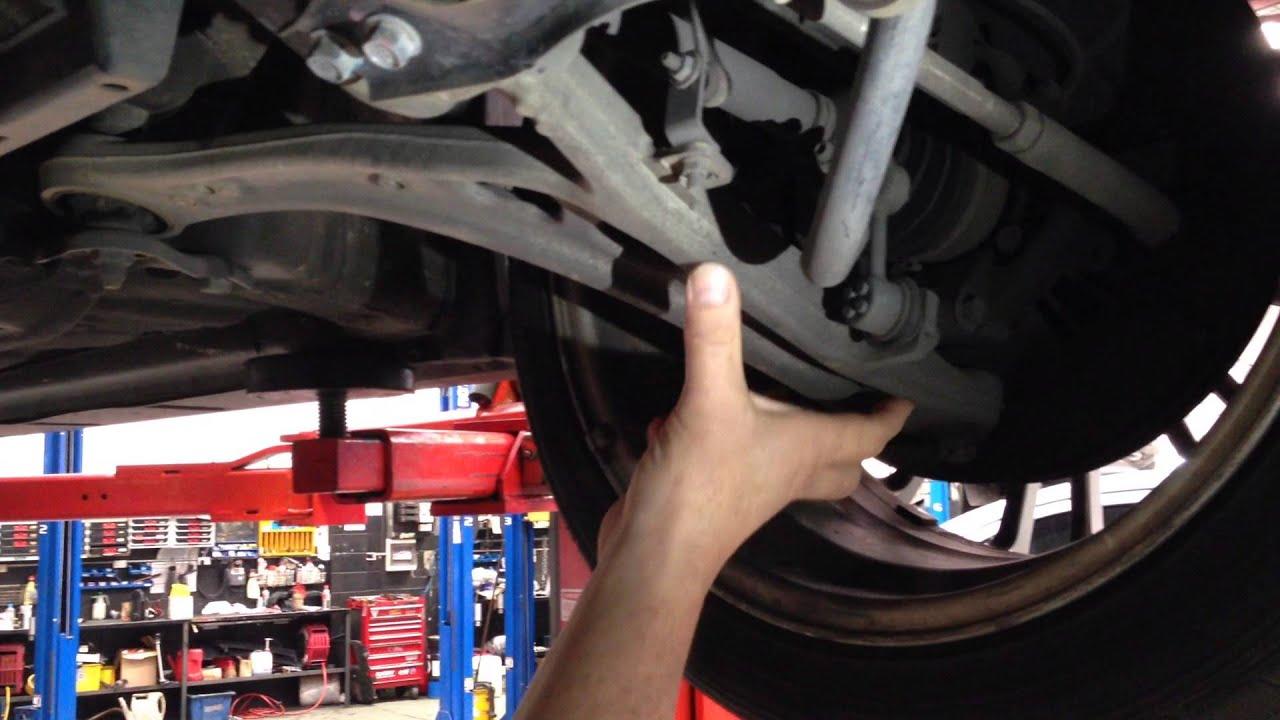 Subaru Sti Suspension secrets part 2