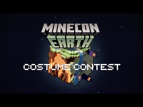MINECON Earth: Costume Contest - submit online!