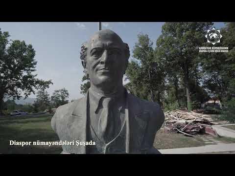 Diaspor numayəndələrinin 2-ci Şuşa səfəri