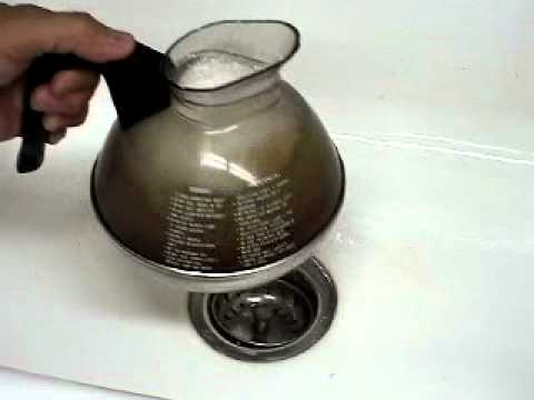 coffee pot cleaner how to clean your coffee pot with degreaser 12891