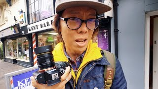 One of Kai W's most viewed videos: 50mm f/1.1 - Bokeh Beast for $160!