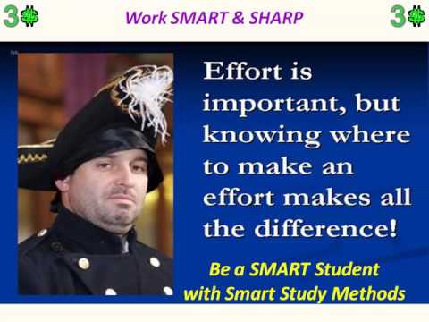 Smaart Study Skills & Methods for Student Success - Base Info