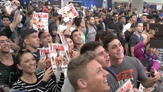 Swoldier Nation - Lifestyle Edition - LA FIT EXPO Day 1