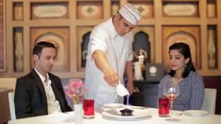 Restaurants at The Taj Mahal Hotel, New Delhi