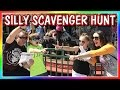 SILLY SCAVENGER HUNT AT DISNEY SPRINGS | We Are The Davises の動画、YouTube動画。