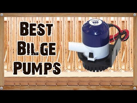 Best Bilge Pumps Reviews To Buy In 2017