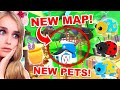 These *TIKTOKS* Reveal The *NEW* SPRING UPDATE And PETS Coming To Adopt Me! (Roblox)