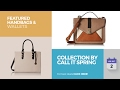 Collection By Call It Spring Featured Handbags & Wallets