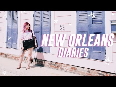 The New Orleans Diaries