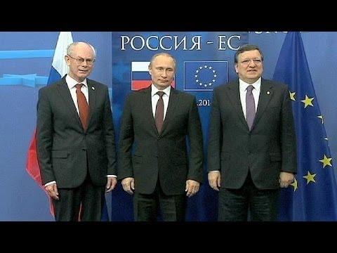 Putin warns EU against foreign interference in Ukraine