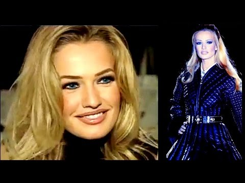 Supermodel Karen Mulder - Interview (1995)