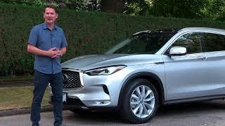 2018 Infiniti QX50 - Zack Spencer Test Drive - Review