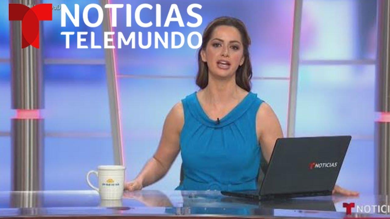 Las Noticias de la mañana, jueves 22 de agosto de 2019 | Noticias Telemundo