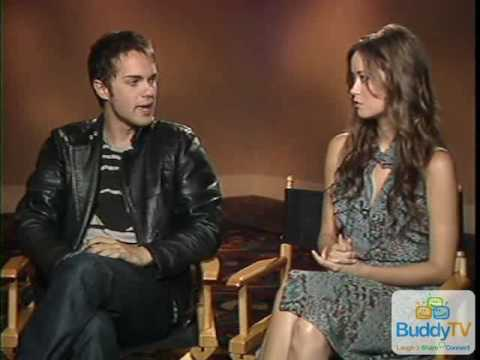 BuddyTV interview with Thomas Dekker and Summer Glau