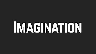 Shawn Mendes - Imagination  Lyrics