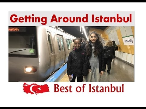 MGP - Getting Around Istanbul for Tourist - Metro, Tram & Big Bus Tour