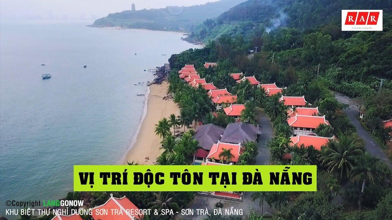 Biệt thự Sơn Trà Resort & Spa nằm cheo leo vách núi ✔