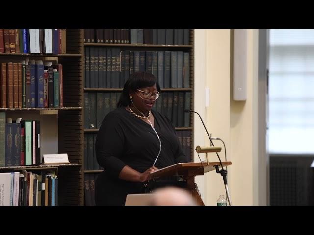 Public Program: Nazera Sadiq Wright