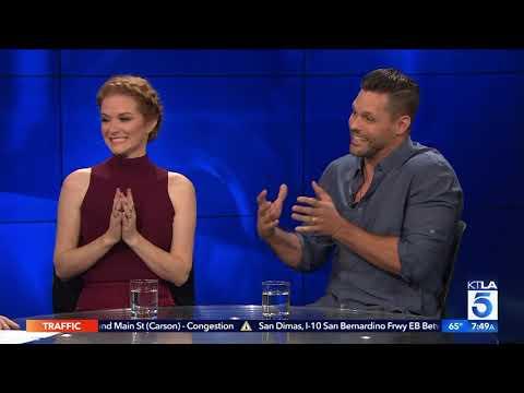 Sarah Drew & Justin Bruening on Reuniting from