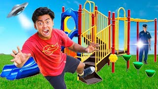 10 Things Not To Do at the Playground..