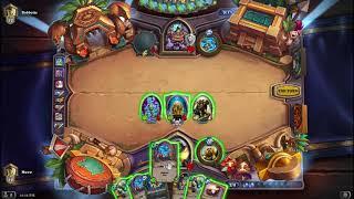 Mech Paladin vs. Bomb Warrior [Hearthstone]