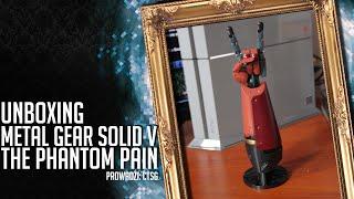 Unboxing - Metal Gear Solid 5: The Phantom Pain (Edycja Kolekcjonerska) [PS4]