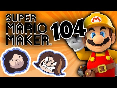 Super Mario Maker: To The Extreme  PART 104  Game Grumps