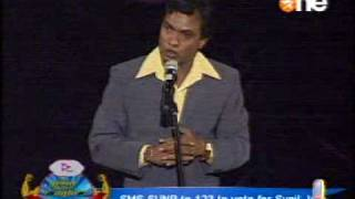 vuclip Sunil Pal - The great Indian Laughter challenge