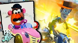 Mario Kart 8 Modded  Toy Story Remix Part 2